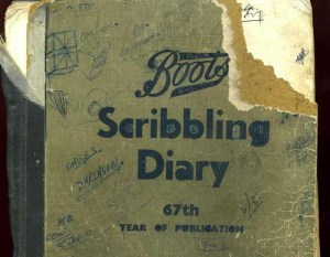 Boots Scribbling Diary