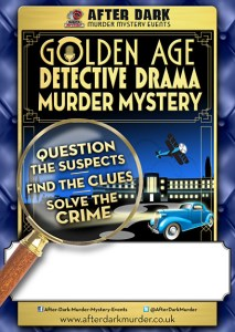 Attic Door Productions - Golden Age Detective Drama Murder Mystery