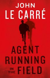 John le Carre's Agent Running in the Field cover