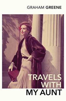 Cover - Graham Greene's Travels with my Aunt - breaking bad?