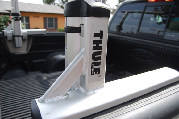 Thule Xsporter Truck Rack Review