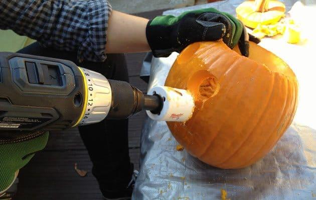 power-tools-pumpkins-drill