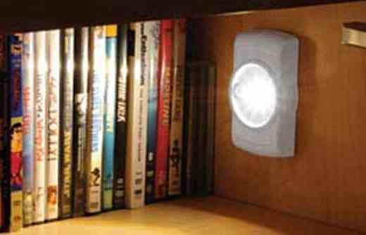 under-cabinet-book-shelf-lighting