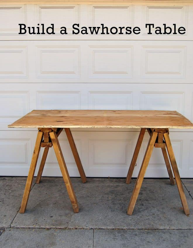 build-sawhorse-table-pinterest