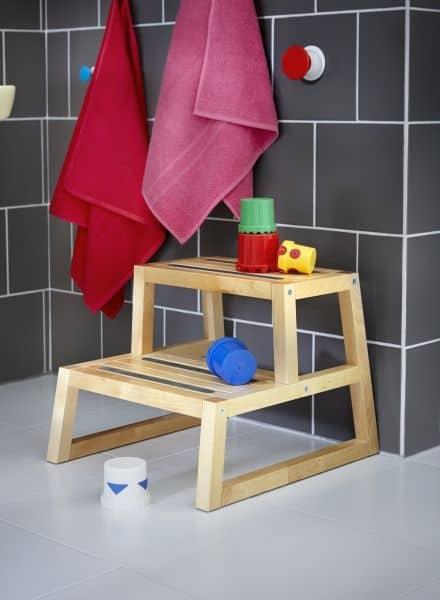 IKEA Molger step stool
