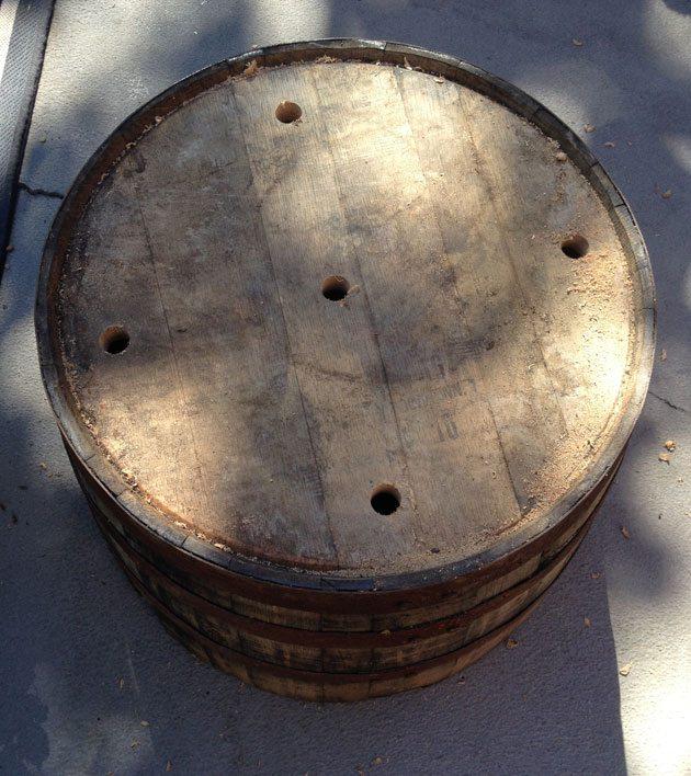 whiskey-barrel-drainage-holes