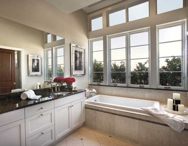 white-bathroom-windows