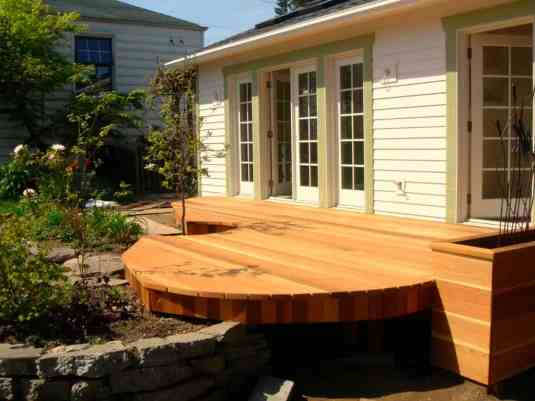 DIY Deck