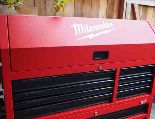 Milwaukee Tool Storage Chest