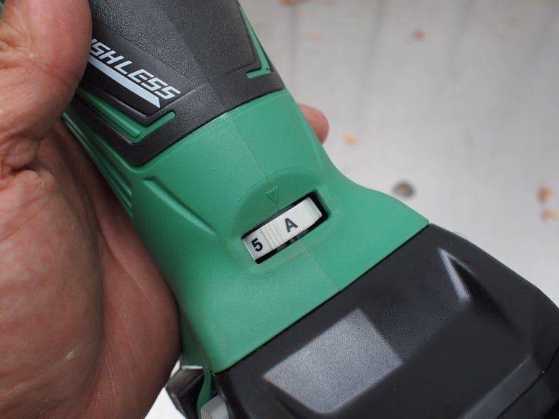 Hitachi Cordless Multi-Tool