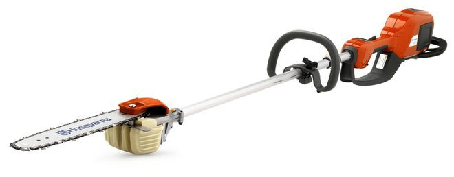 Husqvarna's professional battery clearing saw - 536LiPX