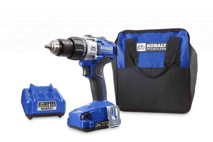 24V 0.5-inch Compact Drill-Driver Kit - 672823