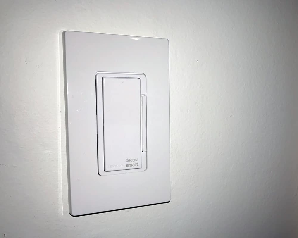 Smart Lighting Starts With the Switch