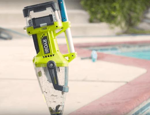 ryobi pool vacuum