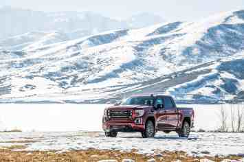 GMC Sierra AT4 - Park City, Utah