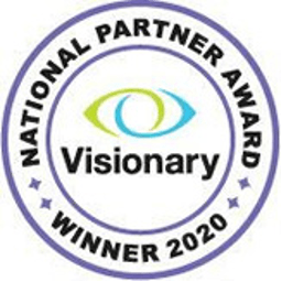 visionary national partner award