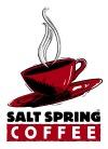 Salt Spring Coffee Co logo