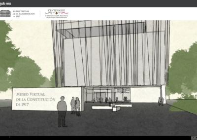 Virtual Museum of the Constitution