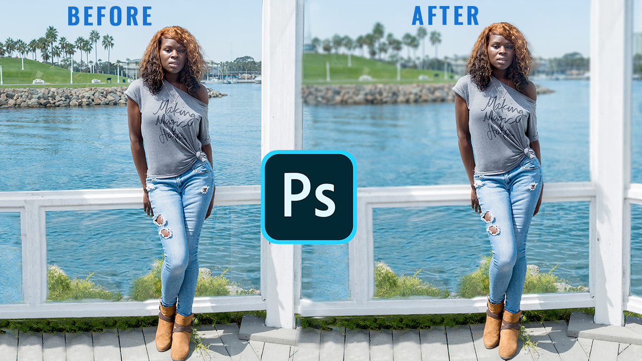 Best Way To Blur Background In Photoshop