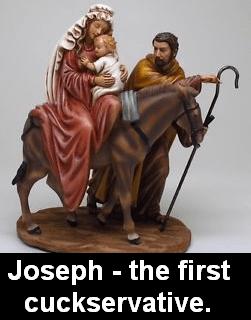 Joseph - The First Cuckservative