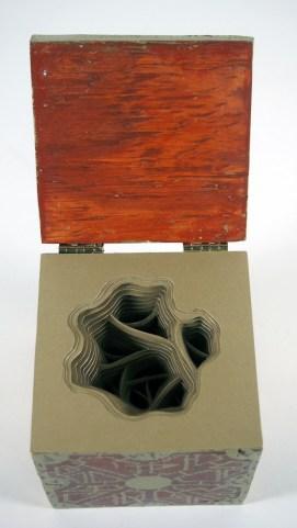 Hellraiser Puzzle Box Interior