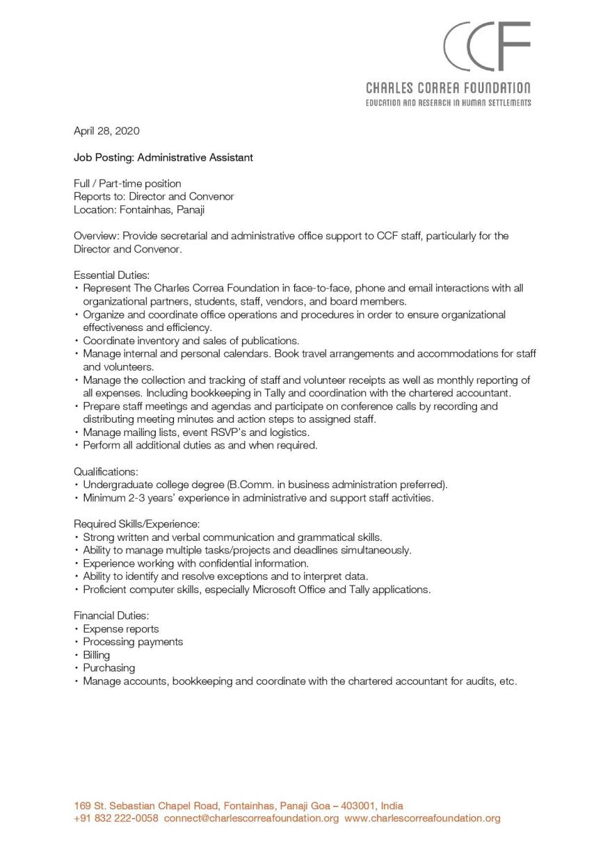 Job Posting_Administrative Assistant-page-001