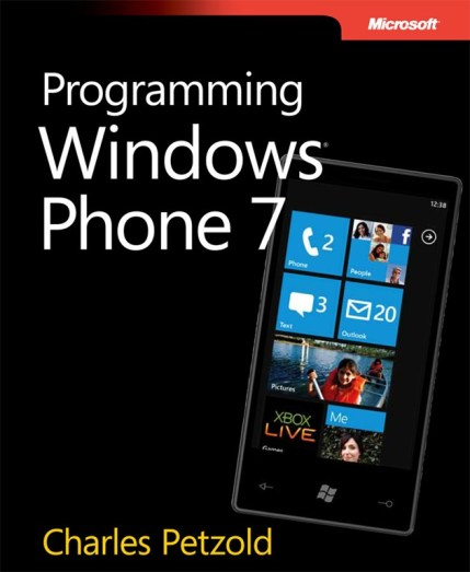 Free ebook: Programming Windows Phone 7, by Charles Petzold