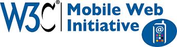 Logo du Mobile Web Initiative