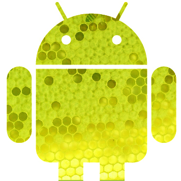 Logo Android Honeycomb