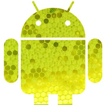Logo Android Honeycomb