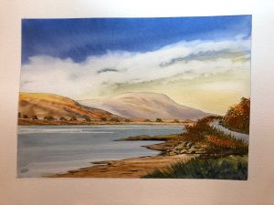 Learn to watercolour