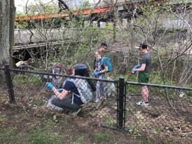 Annual Earth Day – Charles River Cleanup