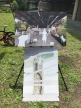 Dog Park Design in its Projected Area