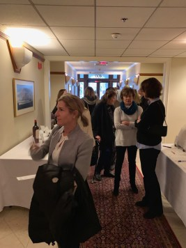 Attendees at 2019 Silent Auction