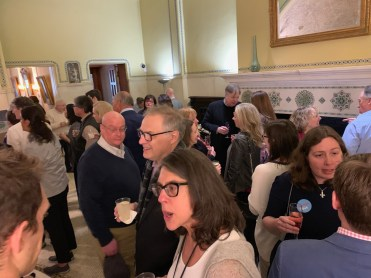 Guests at Charlesgate in Bloom 2019