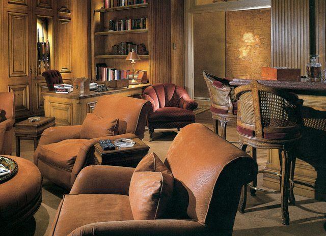 Charles Gruwell Design Studio Luxury Residence Sitting Room Design