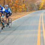 Lifestyle Tandem Biking