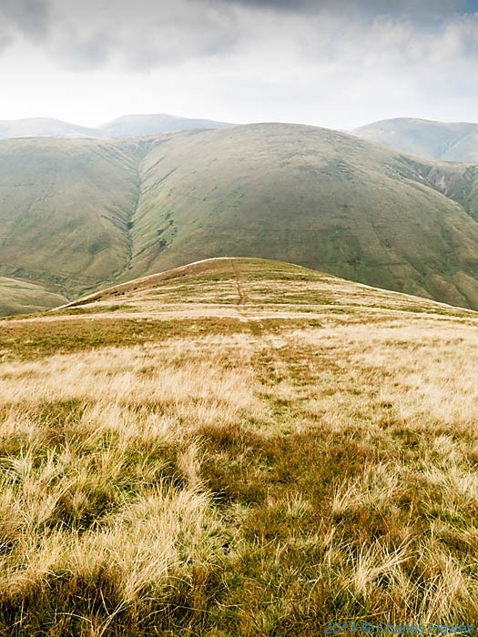 Bowderdale and Hazel Gill, Howgill Fells, Cumbria, photographed by Charles Hawes