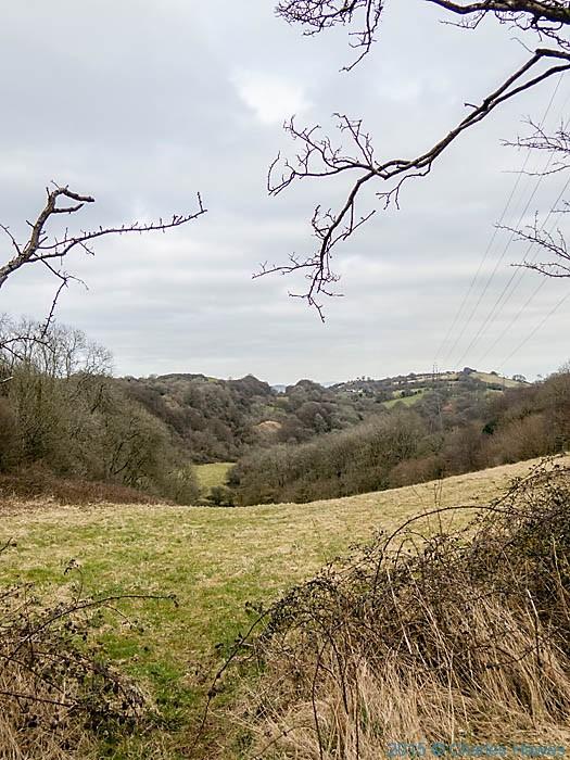 Rhymney valley ridge with neil-45