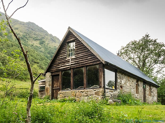 Druim Bothy, Knoydart, Scotland, photographed by Charles Hawes