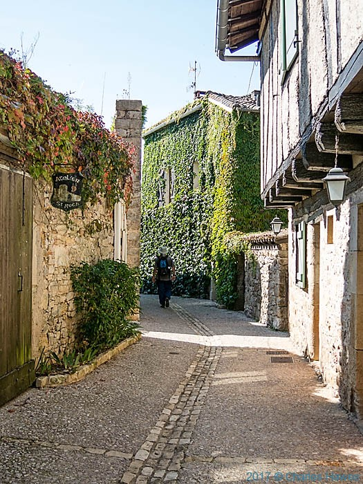 Puycelci, France, photographed by Charles Hawes