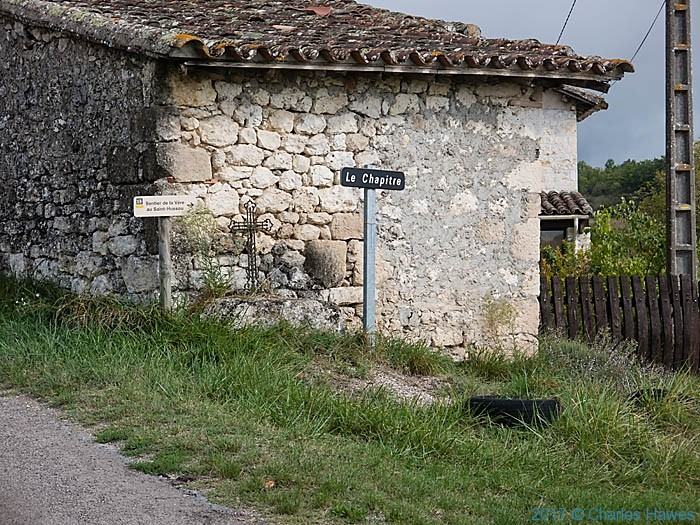 Le Chapitre, France, photographed by Charles Hawes