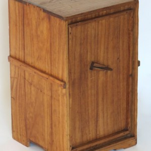Kiri Wood Storage Box