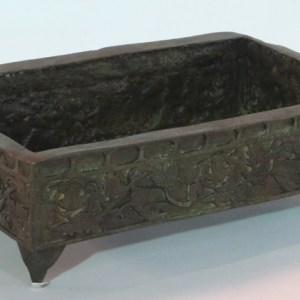 Bonsai Iron planter