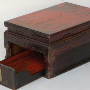 Mongolia Box, Shanxi Province, China, c. 1780
