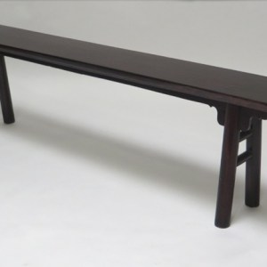 Lacquered Bench
