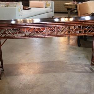 Bamboo Altar Table