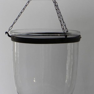 Clear Glass Hundi