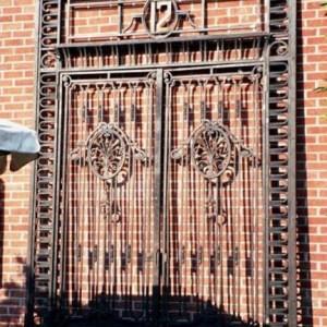 India Cast Iron Gates
