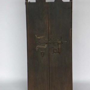South India Wooden Door